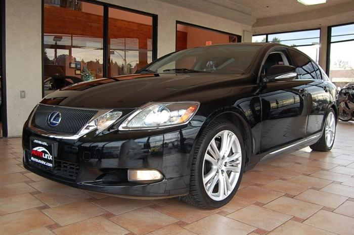 2008 lexus gs 450h base vallejo ca for sale in vallejo california classified. Black Bedroom Furniture Sets. Home Design Ideas