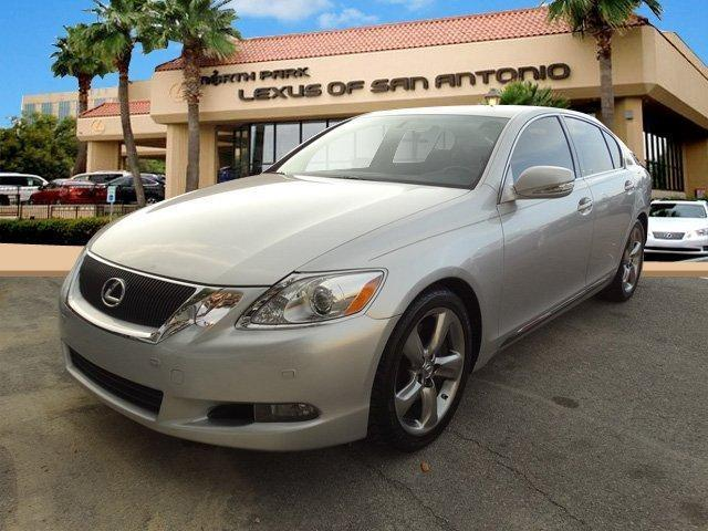 2008 lexus gs 460 base 4dr sedan for sale in san antonio. Black Bedroom Furniture Sets. Home Design Ideas