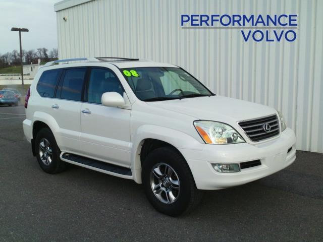 2008 lexus gx 470 base awd 4dr suv for sale in reading pennsylvania classified. Black Bedroom Furniture Sets. Home Design Ideas