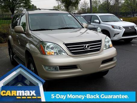 Carmax Used Cars Savannah Ga >> 2008 Lexus GX 470 Base AWD 4dr SUV | 2008 Lexus gx 470 SUV ...