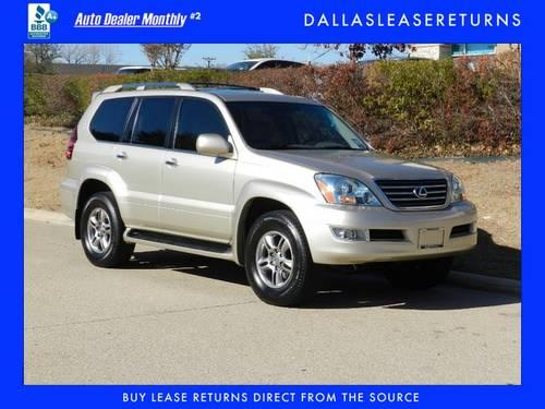 2008 lexus gx 470 suv for sale in carrollton texas classified. Black Bedroom Furniture Sets. Home Design Ideas