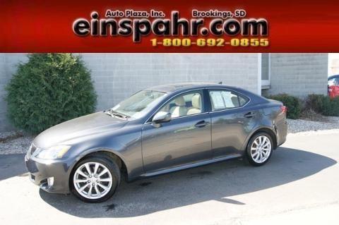 2008 Lexus Is 250 4 Door Sedan For Sale In Brookings