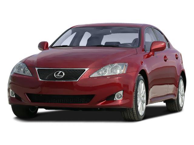 2008 Lexus IS 250 Base 4dr Sedan 6A