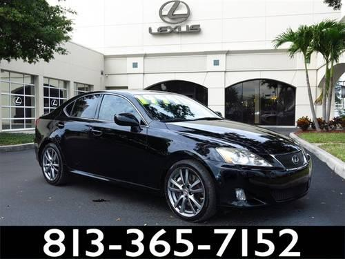 2008 lexus is 350 for sale in tampa florida classified. Black Bedroom Furniture Sets. Home Design Ideas