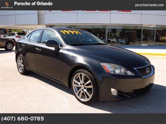 2008 lexus is 350 for sale in eatonville florida classified. Black Bedroom Furniture Sets. Home Design Ideas