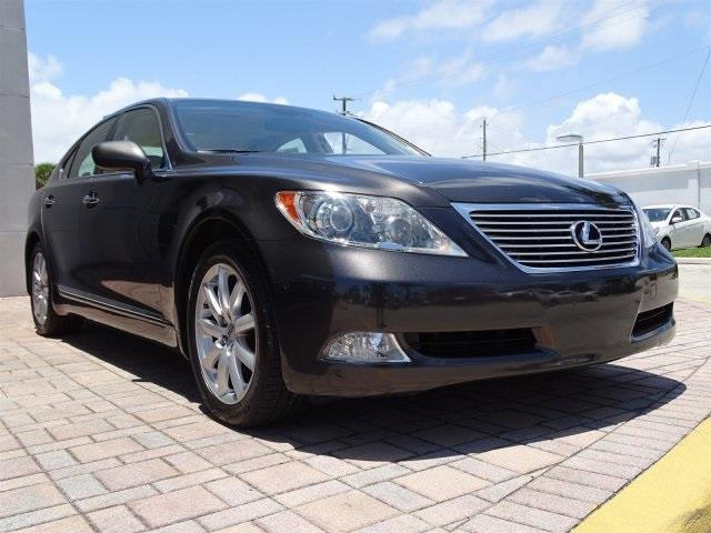 2008 Lexus LS 460 Base 4dr Sedan