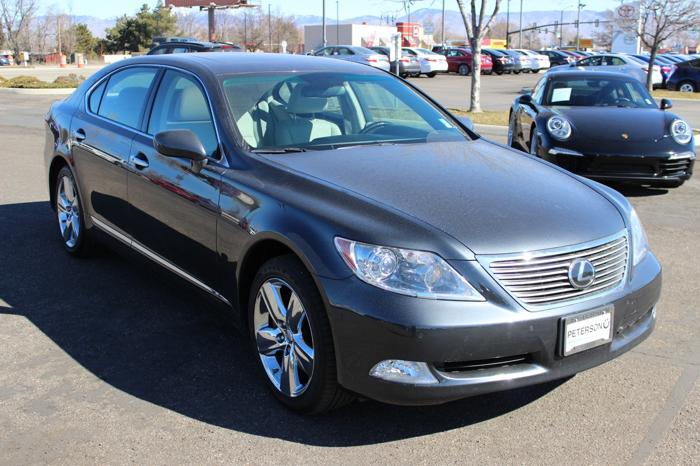 2008 lexus ls 460 l 4dr sedan for sale in boise idaho. Black Bedroom Furniture Sets. Home Design Ideas