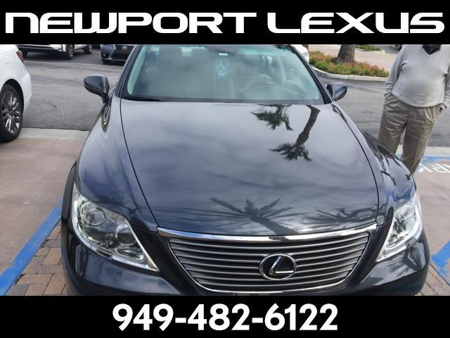 2008 lexus ls 460 l l 4dr sedan for sale in newport beach. Black Bedroom Furniture Sets. Home Design Ideas
