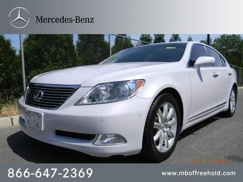 2008 lexus ls 460 sedan 4dr sdn for sale in east freehold new jersey classified. Black Bedroom Furniture Sets. Home Design Ideas