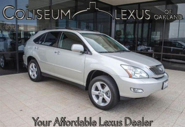 2008 lexus rx 350 awd 4dr suv for sale in oakland california classified. Black Bedroom Furniture Sets. Home Design Ideas