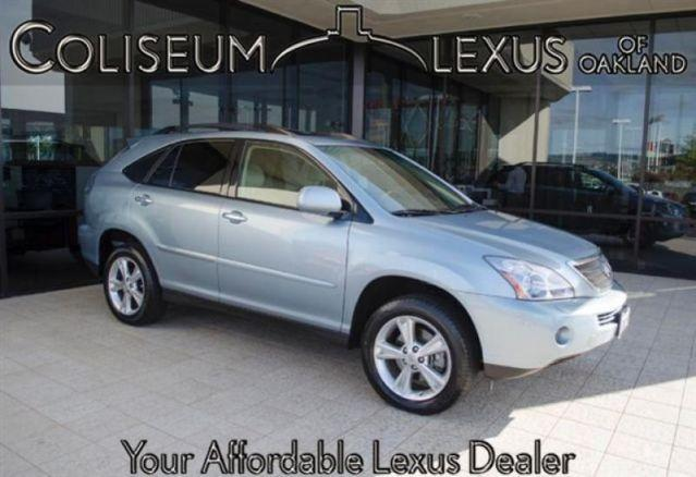 2008 lexus rx 400h awd 4dr hybrid suv for sale in oakland california classified. Black Bedroom Furniture Sets. Home Design Ideas