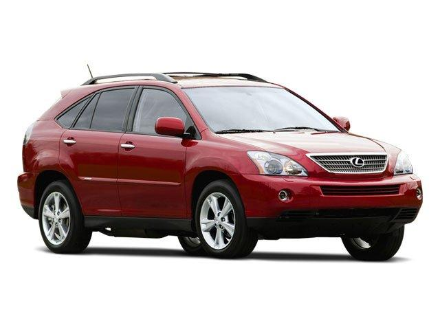 2008 Lexus Rx 400h Awd Hybrid 4dr Suv For Sale In Vallejo California Classified