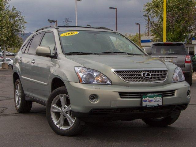 2008 lexus rx 400h base awd 4dr suv for sale in colorado. Black Bedroom Furniture Sets. Home Design Ideas