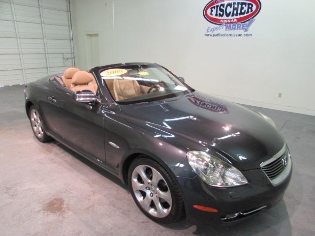 2008 Lexus SC 430 Base 2dr Convertible