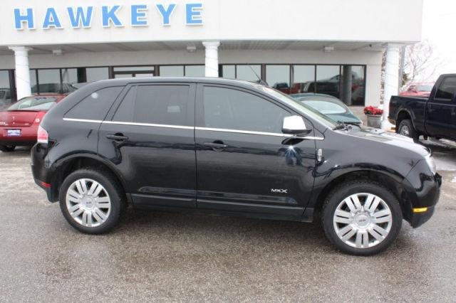2008 lincoln mkx for sale in red oak iowa classified. Black Bedroom Furniture Sets. Home Design Ideas