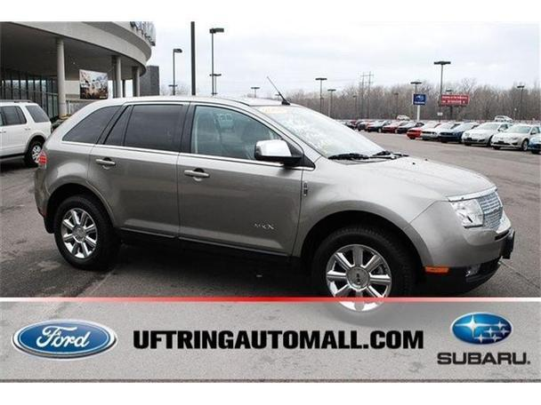 2008 lincoln mkx for sale in east peoria illinois classified. Black Bedroom Furniture Sets. Home Design Ideas
