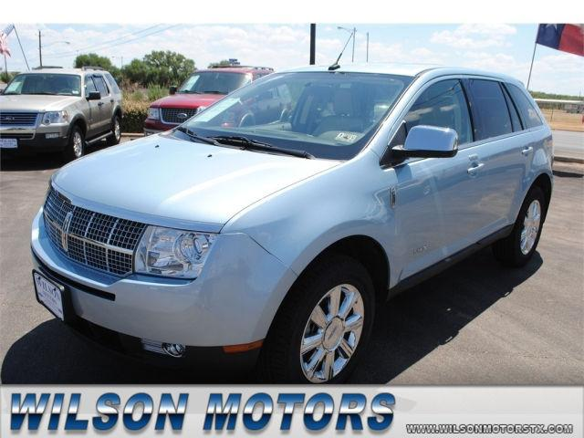 2008 lincoln mkx for sale in snyder texas classified. Black Bedroom Furniture Sets. Home Design Ideas