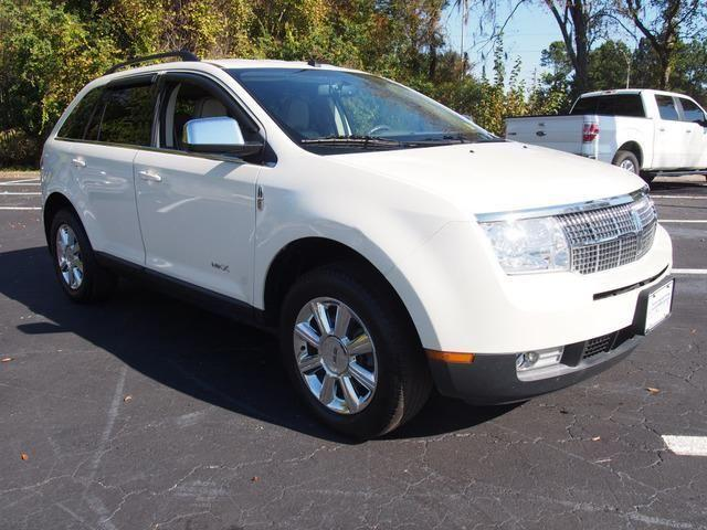 2008 Lincoln Mkx For Sale In Jacksonville Florida