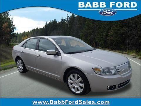 2008 lincoln mkz 4 door sedan for sale in reed city michigan classified. Black Bedroom Furniture Sets. Home Design Ideas