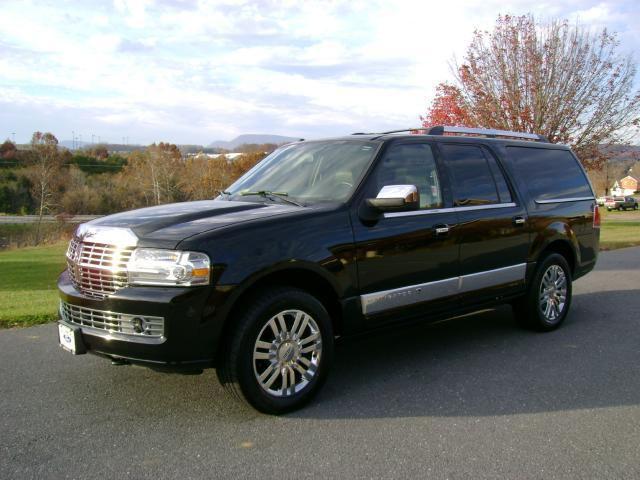 2008 lincoln navigator l for sale in lexington virginia classified. Black Bedroom Furniture Sets. Home Design Ideas
