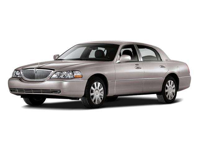 2008 Lincoln Town Car Signature Limited Signature