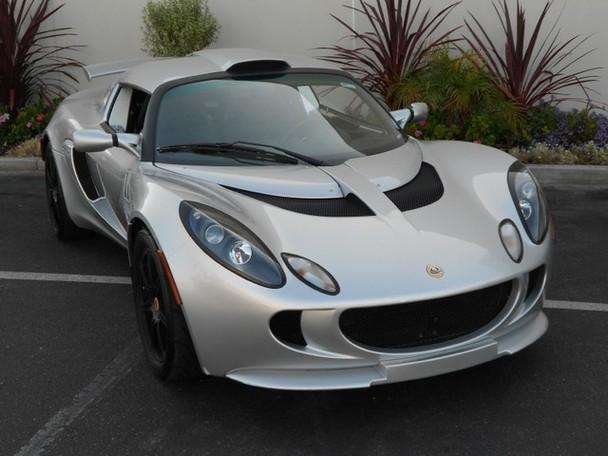 2008 Lotus Exige S 240 Low Miles Track Pack Touring For Sale