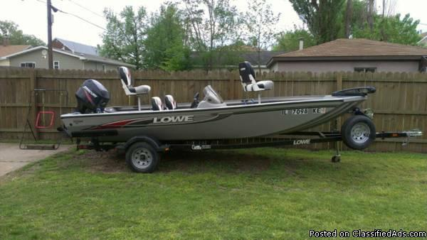 2008 lowe stinger st 175 bass boat aluminum fishing boat for Best aluminum fishing boat for the money