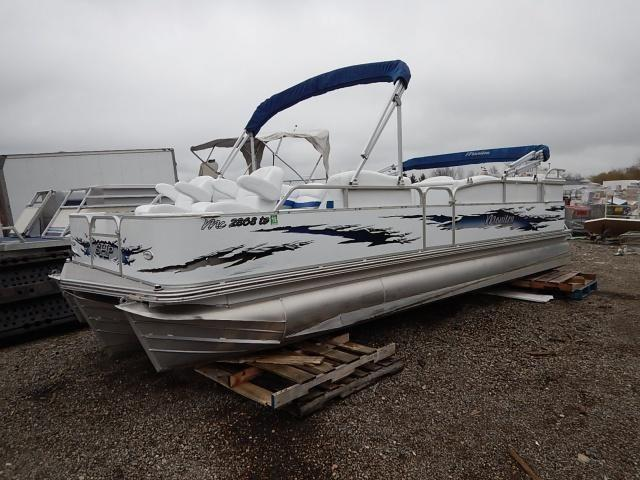 2008 Manitou X Plode Pontoon Boat For Sale In Byron Center
