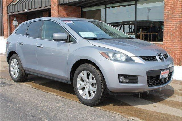 2008 mazda cx 7 grand touring for sale in monroe wisconsin classified. Black Bedroom Furniture Sets. Home Design Ideas
