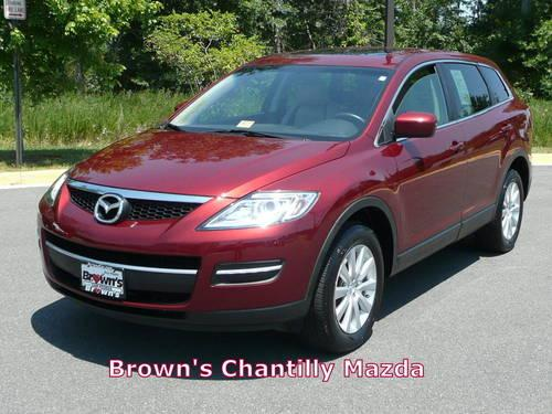 2008 Mazda CX-9 SUV AWD Touring