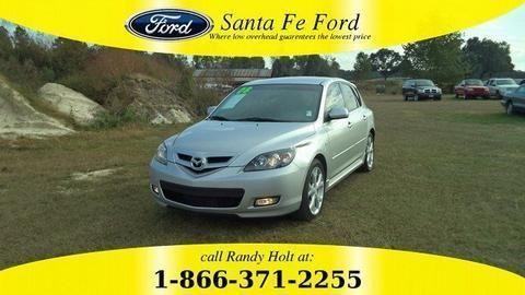 2008 MAZDA MAZDA3 4 DOOR HATCHBACK