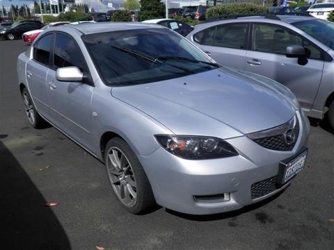 2008 mazda mazda3 4 door sedan for sale in olympia washington classified. Black Bedroom Furniture Sets. Home Design Ideas