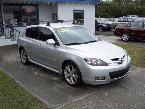 2008 mazda mazda3 hatchback s grand touring hatchback 4d for sale in orlando florida classified. Black Bedroom Furniture Sets. Home Design Ideas