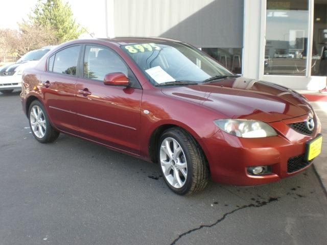 2008 mazda mazda3 i boise id for sale in boise idaho classified. Black Bedroom Furniture Sets. Home Design Ideas