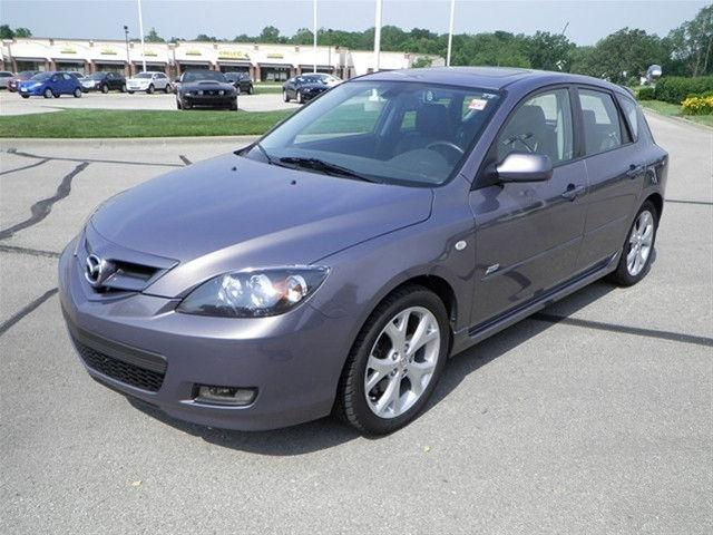 2008 mazda mazda3 s grand touring for sale in louisburg kansas classified. Black Bedroom Furniture Sets. Home Design Ideas