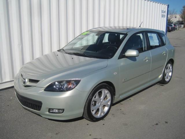 2008 Mazda Mazda3 s Sport New s Sport 4dr Wagon 5M