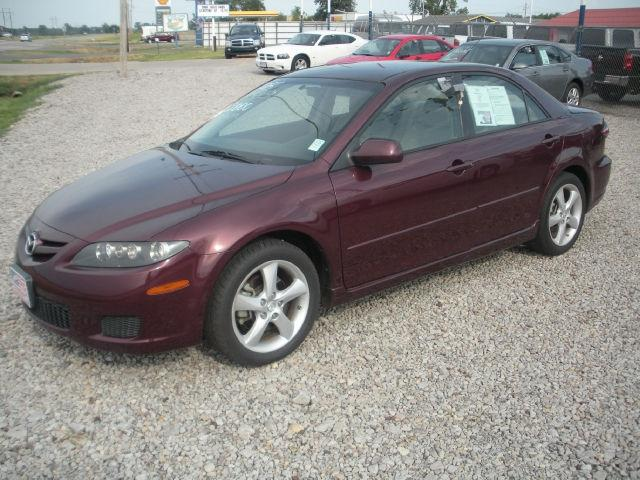 2008 mazda mazda6 i sport for sale in roland oklahoma. Black Bedroom Furniture Sets. Home Design Ideas