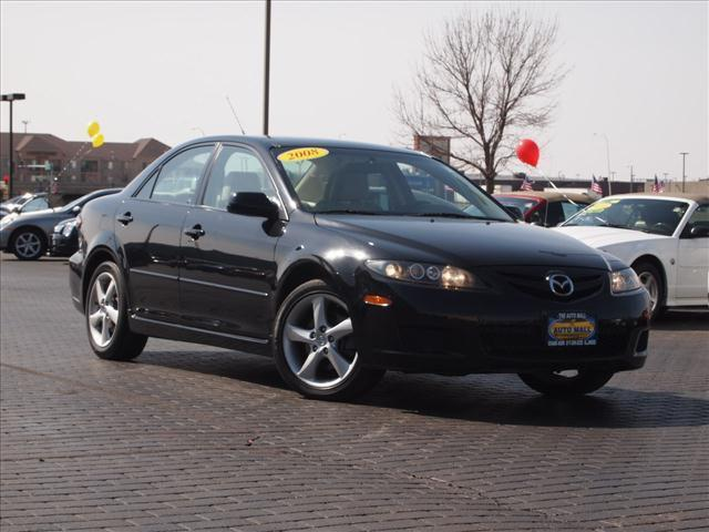2008 mazda mazda6 isport ve for sale in champaign. Black Bedroom Furniture Sets. Home Design Ideas