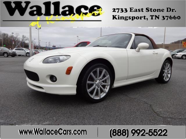 2008 mazda mx 5 miata convertible sport for sale in bloomingdale tennessee classified. Black Bedroom Furniture Sets. Home Design Ideas