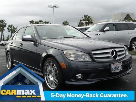 2008 Mercedes-Benz C-Class C 300 Luxury C 300 Luxury