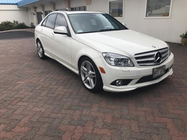 2008 mercedes benz c class c 300 luxury c 300 luxury 4dr sedan for sale in kailua kona hawaii. Black Bedroom Furniture Sets. Home Design Ideas