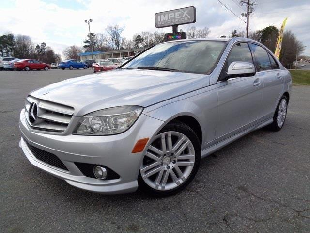 2008 mercedes benz c class c 300 luxury c 300 luxury 4dr for Mercedes benz c class 300 for sale