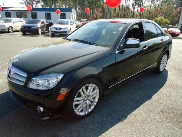 2008 mercedes benz c class c300 for sale in tifton