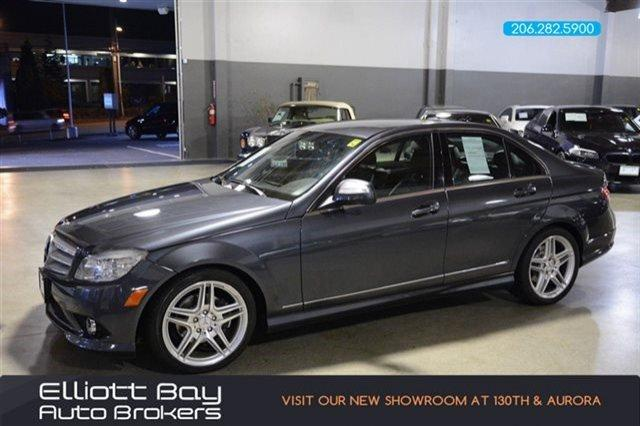 2008 mercedes benz c class c300 luxury 4dr sedan for sale for Mercedes benz for sale seattle