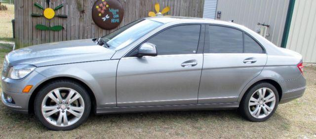 2008 mercedes benz c300 silver grey for sale in tarrytown georgia classified. Black Bedroom Furniture Sets. Home Design Ideas