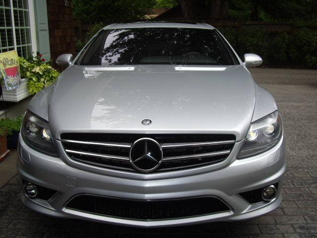 2008 mercedes benz cl class amg v12 for sale in dallas for Mercedes benz dallas for sale