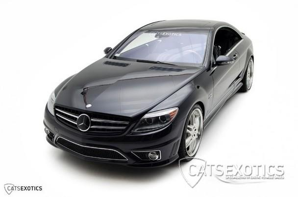 2008 Mercedes-Benz CL65 AMG BRABUS RENNTECH UPGRADES 700 HORSEPOWER