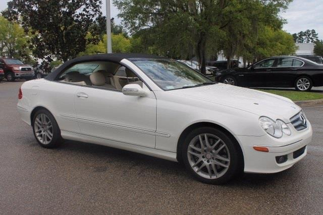 2008 mercedes benz clk clk 350 clk 350 2dr convertible for for Mercedes benz tallahassee