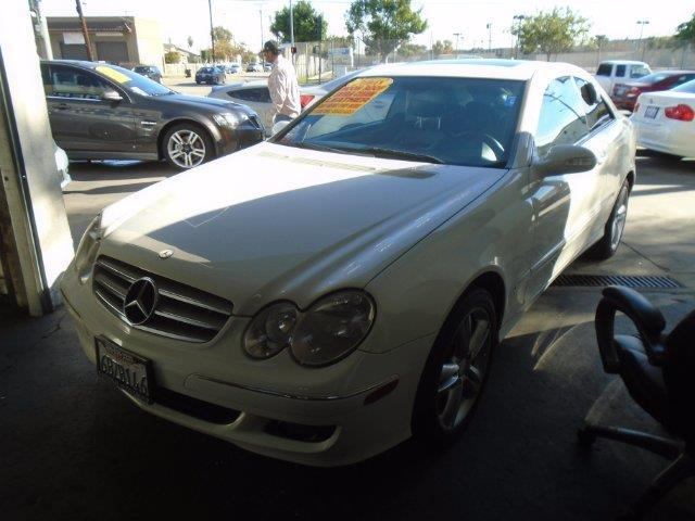 2008 Mercedes-Benz CLK CLK 350 CLK 350 2dr Coupe