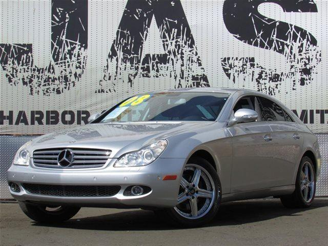 2008 mercedes benz cls class coupe cls550 4dr coupe 5 5l for Mercedes benz fontana ca